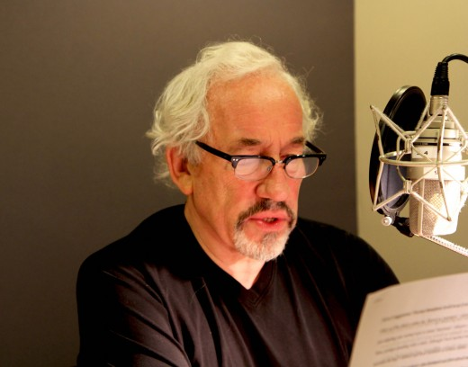 Simon Callow narrates first-ever bedtime story for dogs