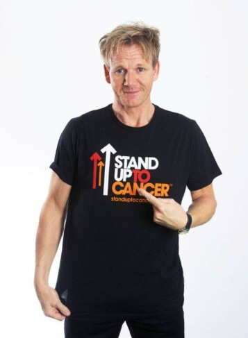 Gordon Ramsay - Stand Up To Cancer
