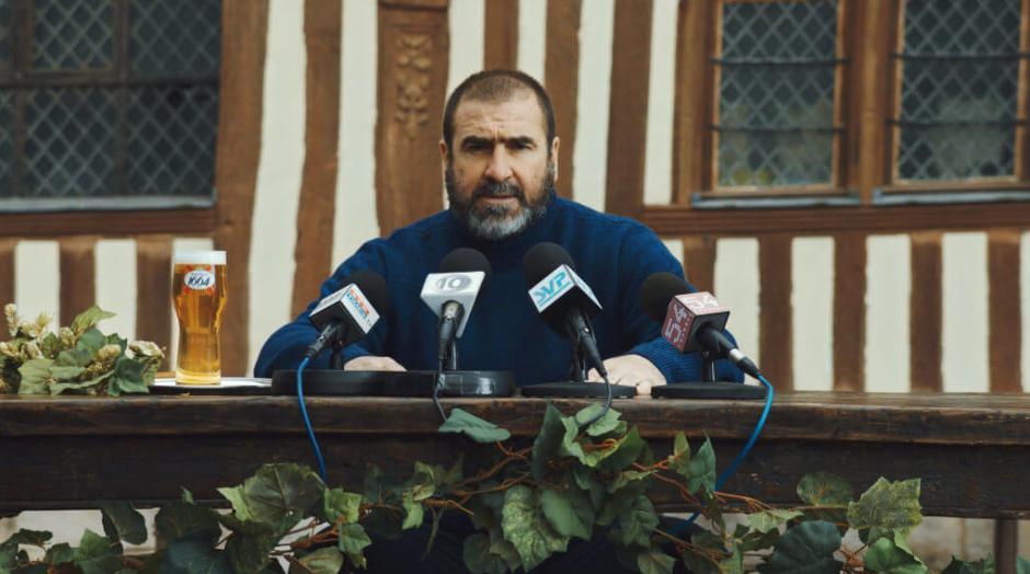 Cantona's Le Big Swim