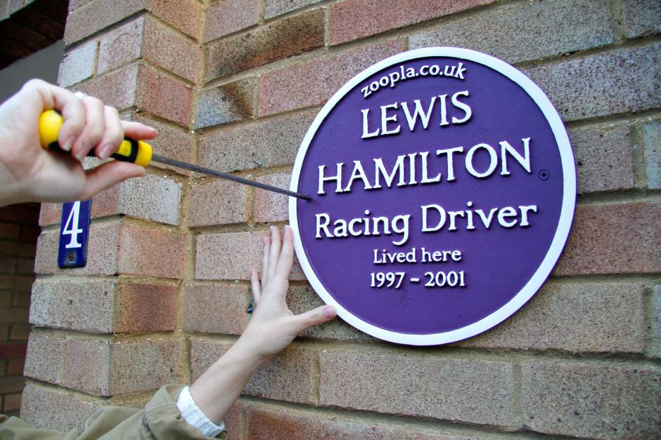 Lewis Hamilton 6389