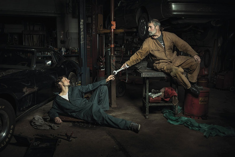 The Creation of a Mechanic