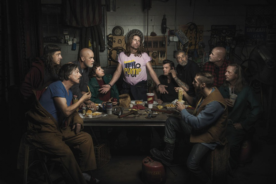 The Last Supper of Auto Mechanics