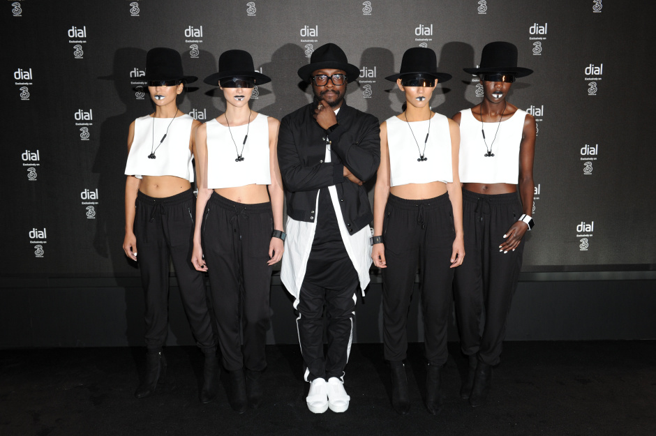 AneedA Night Out - will.i.am launches dial at Royal Albert Hall gig - 4
