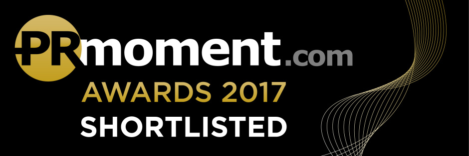 PRMoment Awards 2017 Shortlist