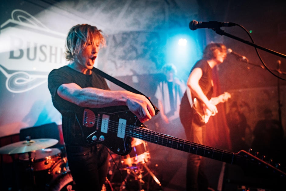 VANT at The Deaf Institute, Manchester for The Bushmills Tour