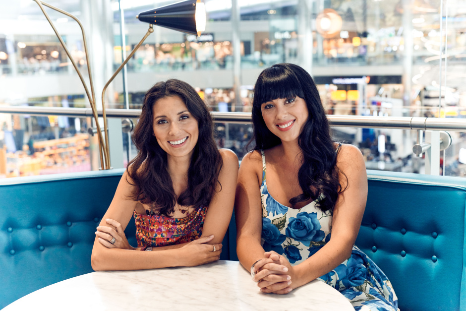 Hemsley + Hemsley have been appointed as the world's first Foo