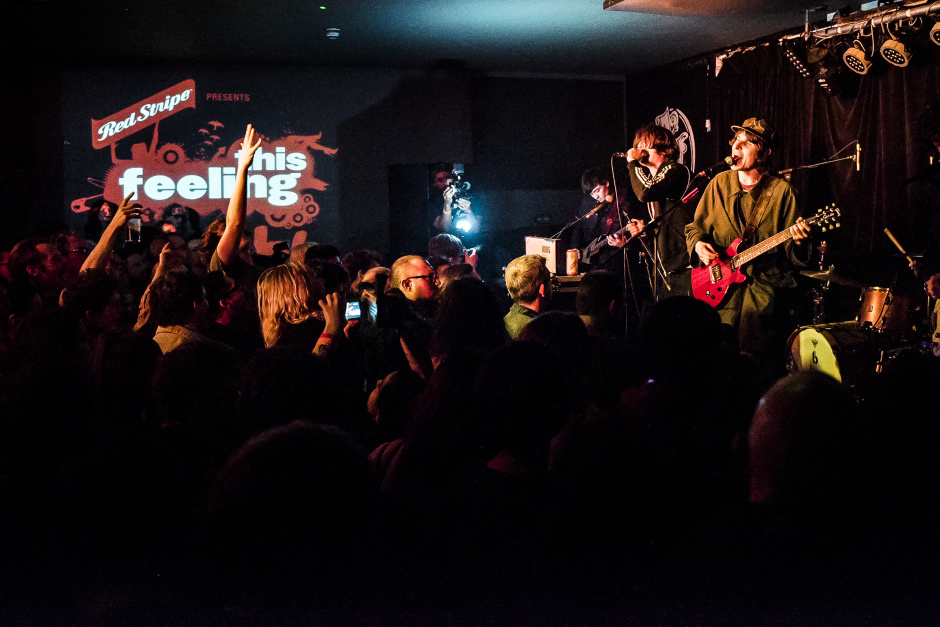 This Feeling TV with Red Stripe, Episode 5 with Shed 7, Vaccines, Cabbage and Otherkin @ Nambucca