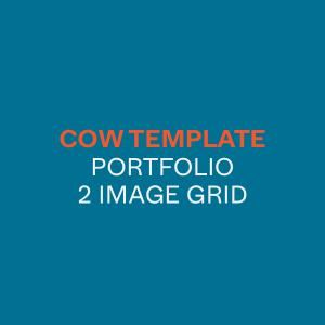 Portfolio 2 Image Grid