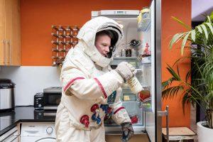 SpareRoom Astronaut